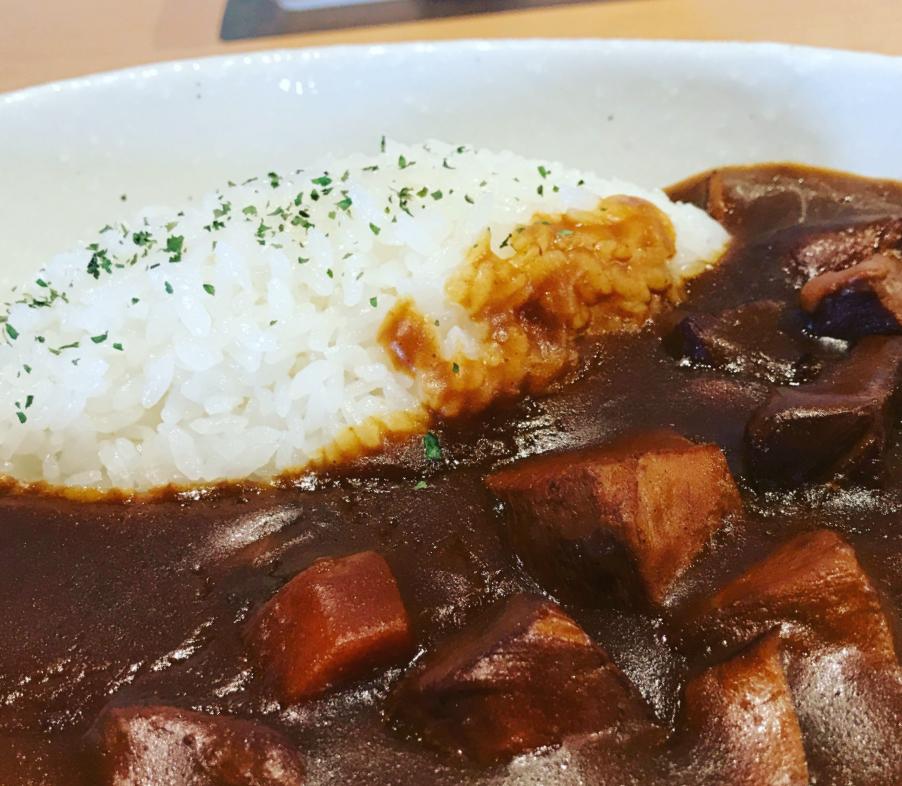 大山鶏カレー